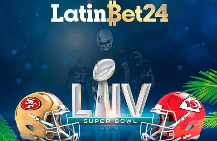 LatinBet24 agita o setor com maiores apostas para o Super Bowl LIV