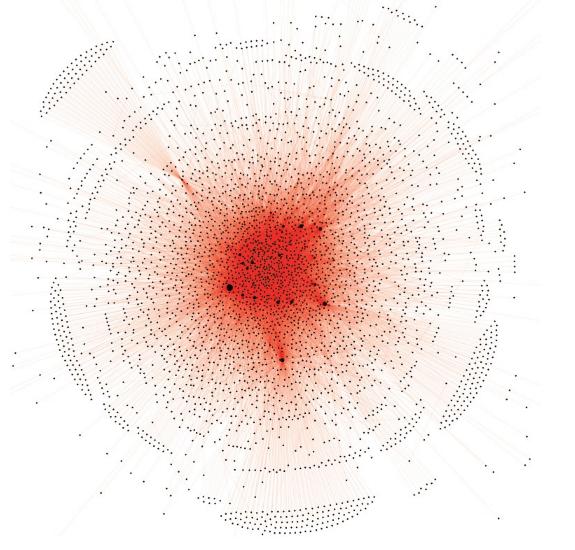 a imagem da estrutura da Lightning Network