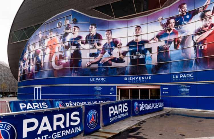 Paris Saint-Germain lança token e torcedores poderão participar de decisões do clube