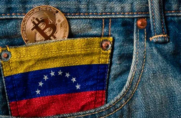 Venezuela bate recorde histórico de transações de Bitcoin na plataforma LocalBitcoins