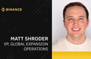 Binance contrata ex-executivo da Uber para ser VP de expansão global
