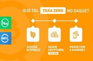 BitPreço permite pagamento de contas por meio de parceria com Kamoney e CryptoBRL