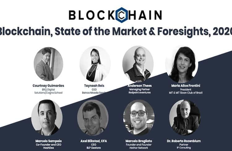 Evento reunirá especialistas em criptoativos em São Paulo na próxima semana
