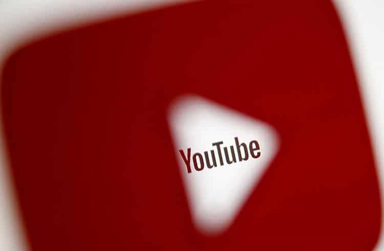 YouTube volta a atacar conteúdos envolvendo criptomoedas