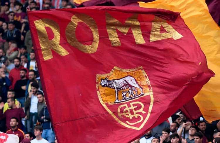 AS Roma fecha parceria com empresa para emissão de cards na rede Ethereum