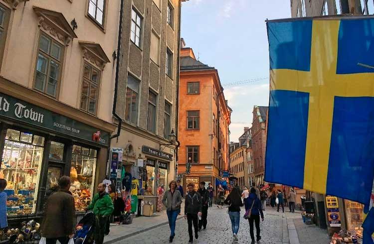 Banco Central da Suécia inicia testes de sua moeda digital