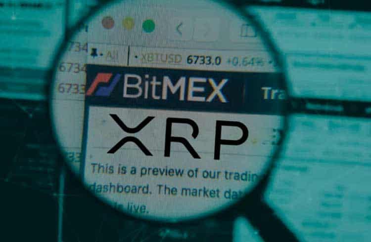 BitMEX anuncia lançamento de contratos para negociação de XRP