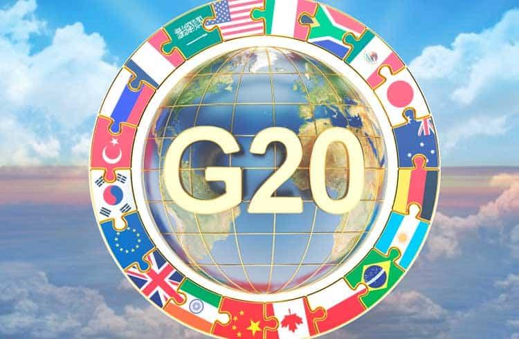 Conselho para Estabilidade Financeira pede ao G20 urgência na regulação de moedas digitais