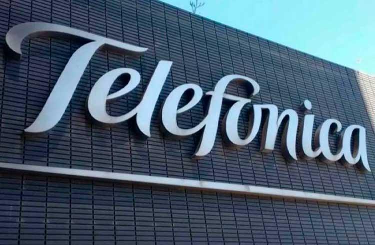 Gigante mundial de telecomunicações Telefônica expande interesse em blockchain