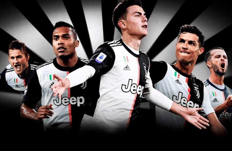 Juventus faz parceria com a empresa de jogos baseada em blockchain Sorare