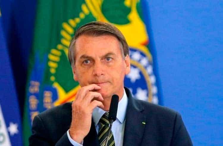 Nome de Jair Bolsonaro é utilizado por suposta pirâmide para captar clientes