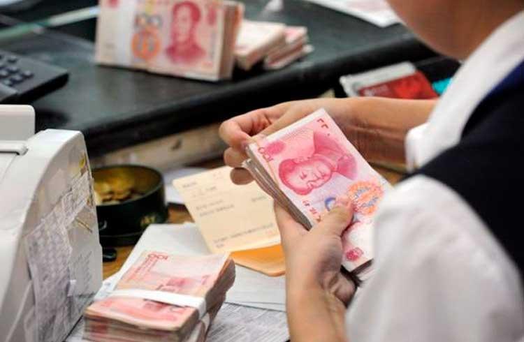 Para combater exposição ao Coronavírus, China inicia destruição de cédulas de renminbi