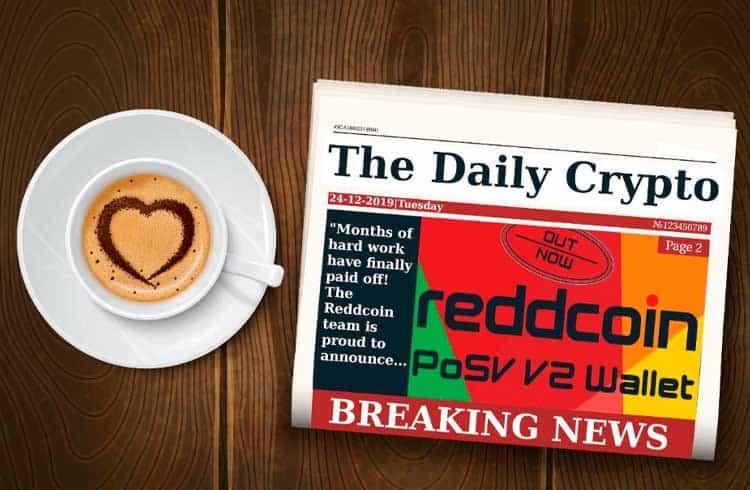 Reddcoin anuncia atualização de sua carteira PoSVv2