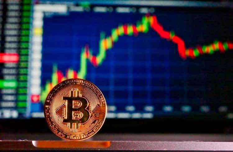 Valorizações tomam o mercado de criptoativos; Bitcoin sobe para os US$10.200