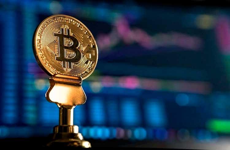 Volume de Bitcoin Futuro ganha força apesar da queda no mercado