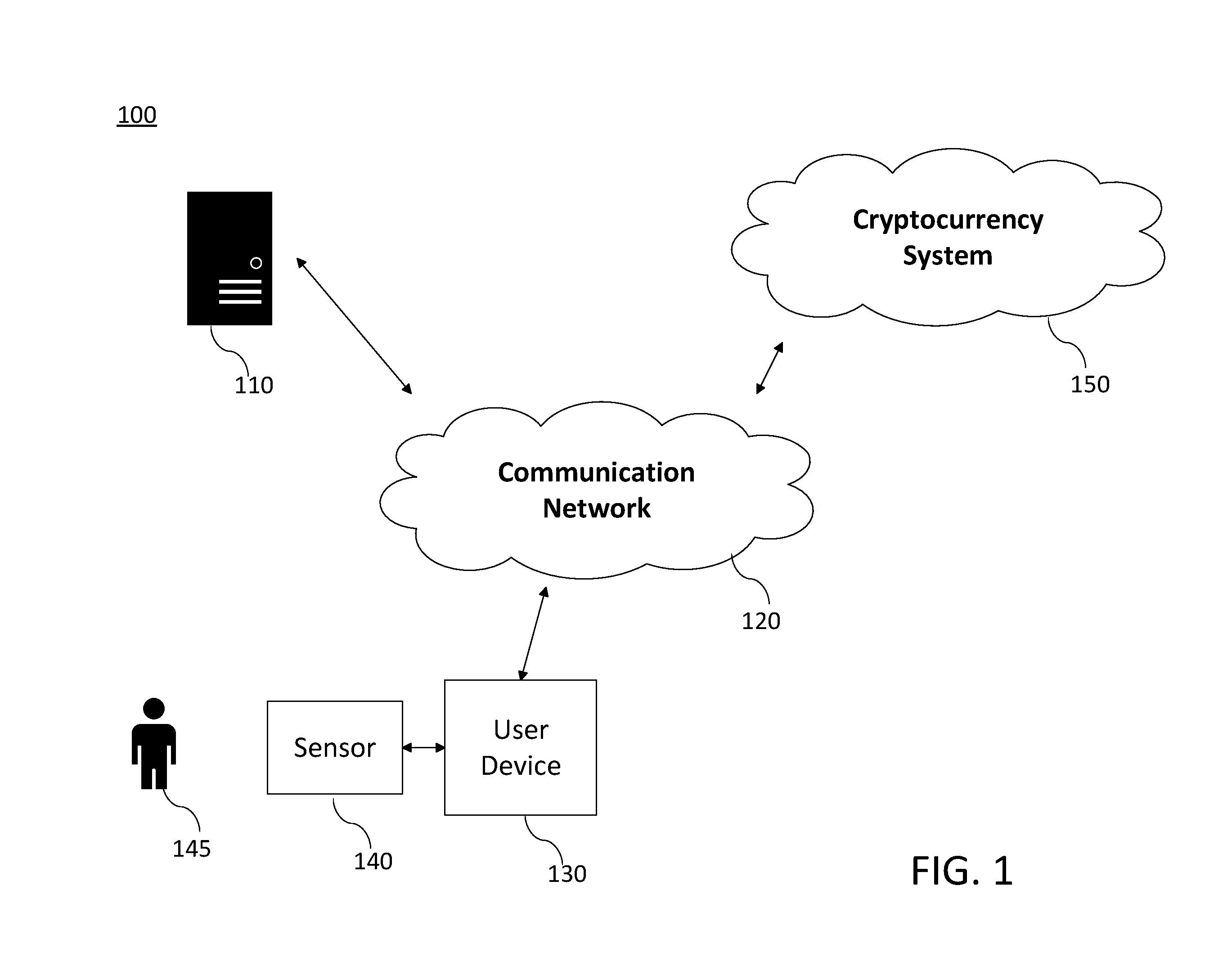Esquema de mineração proposto no registro de patente