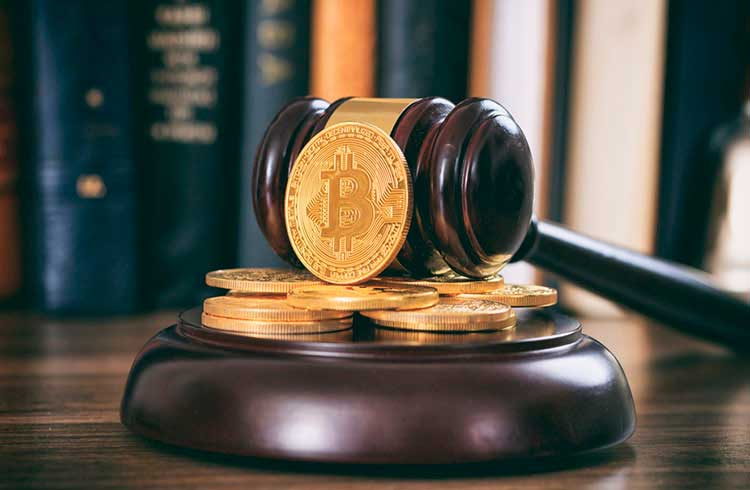 Caso de pirâmide financeira de Bitcoin é usado como jurisprudência