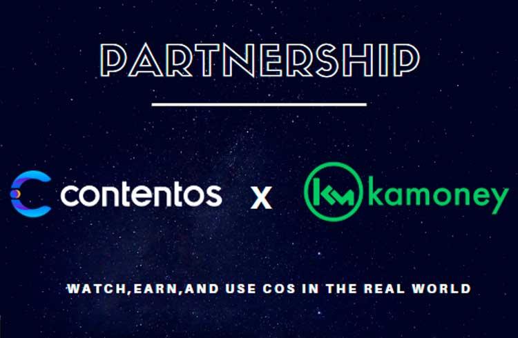 Kamoney e á Cos.TV fazem parceria para facilitar pagamentos para criadores de conteúdo