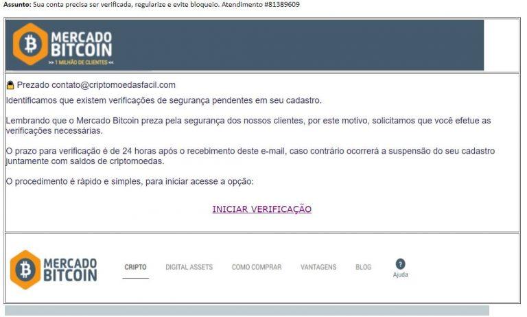 hackers por trás do phishing, mercado bitcoin