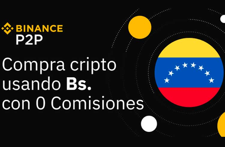 Binance abre negociação de criptomoedas P2P na Venezuela