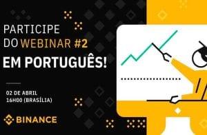 Binance fará webinar em português sobre declaração de criptoativos no Imposto de Renda