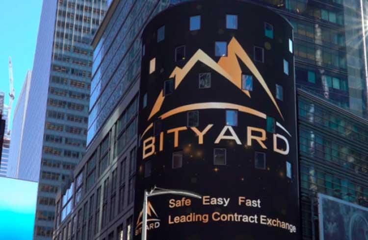 Bityard anuncia lançamento de sua nova plataforma com um bônus de registro em USDT