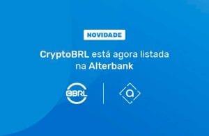 CryptoBRL e Alterbank firmam parceria para ampliar uso da stablecoin brasileira