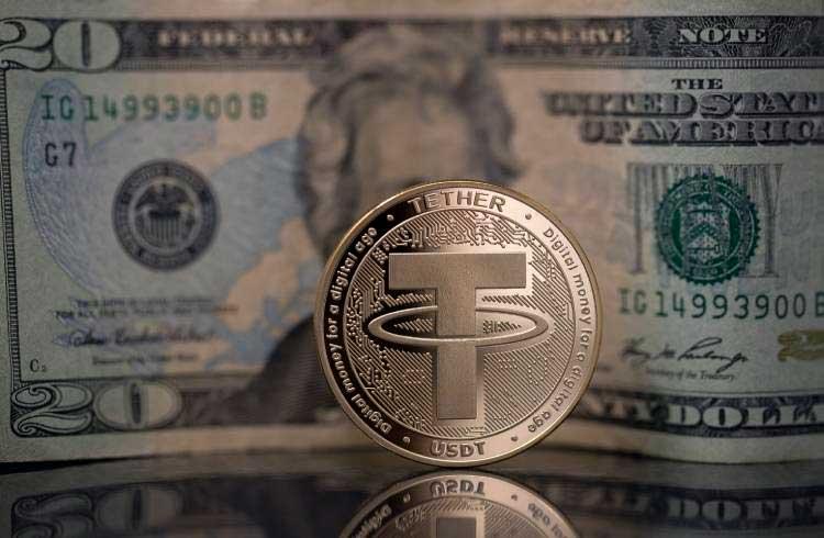 Emissão de Tether supera os US$ 6 bilhões em tokens USDT