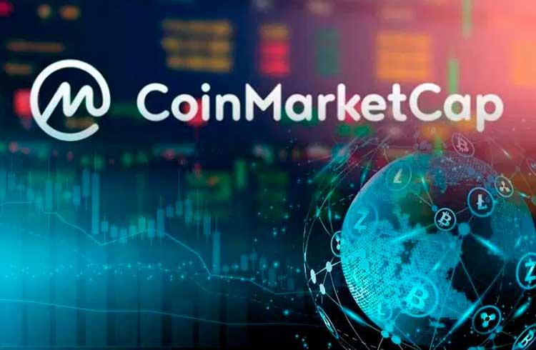 Após ser comprada pela Binance, CoinMarketCap remove evidências de negociação de lavagem da exchange