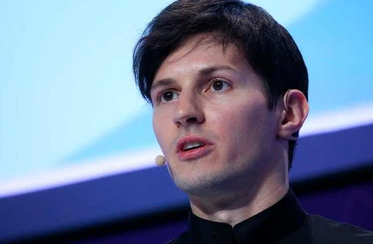 CEO do Telegram doa 10 bitcoins para combater pandemia de Covid-19