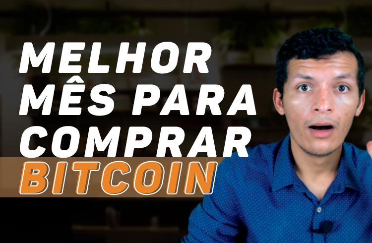 Qual o melhor mês para comprar Bitcoin?
