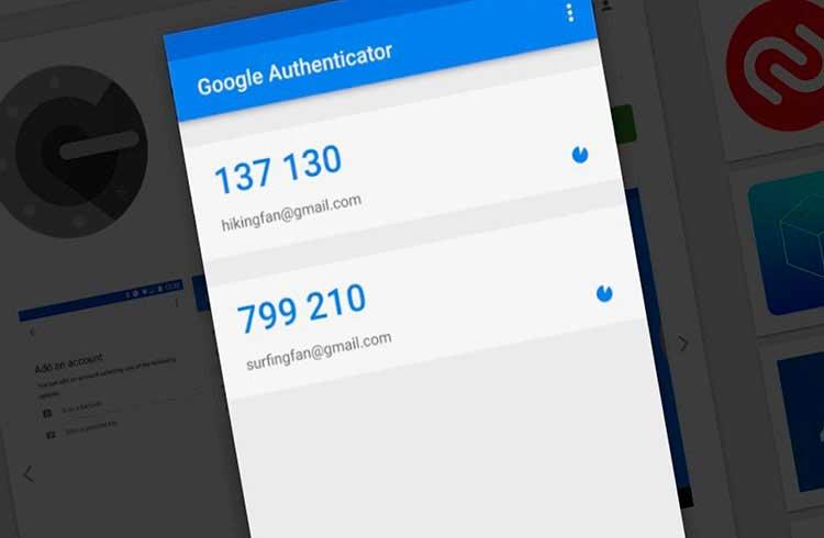 Mudança no Google Authenticator pode afetar usuários de criptomoedas