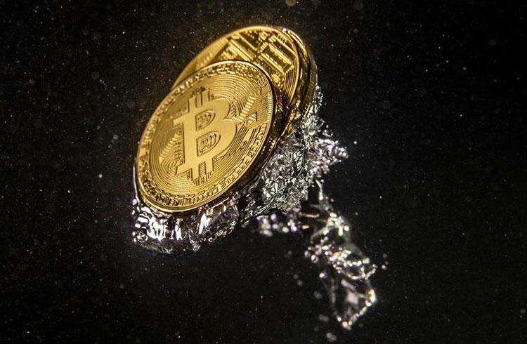 Bitcoin já valorizou 10% desde seu halving