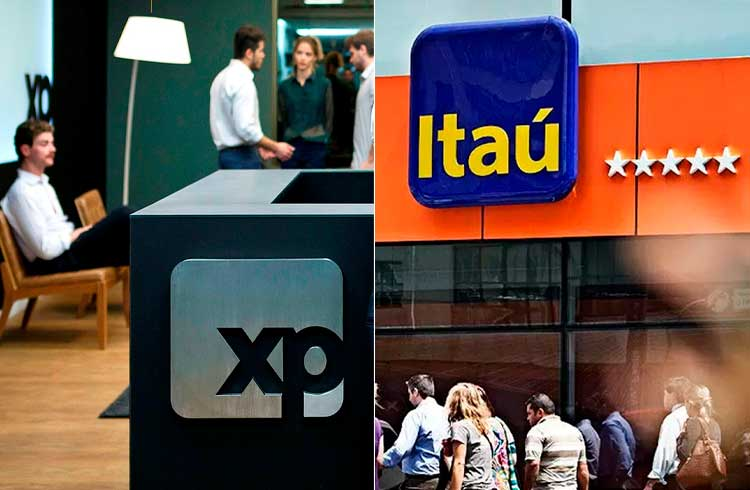 Além de exchanges, XP Investimentos também sofre com Itaú
