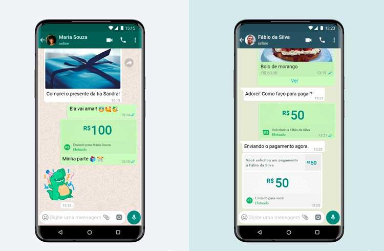 Brasil será primeiro país a receber função de envio de dinheiro do WhatsApp