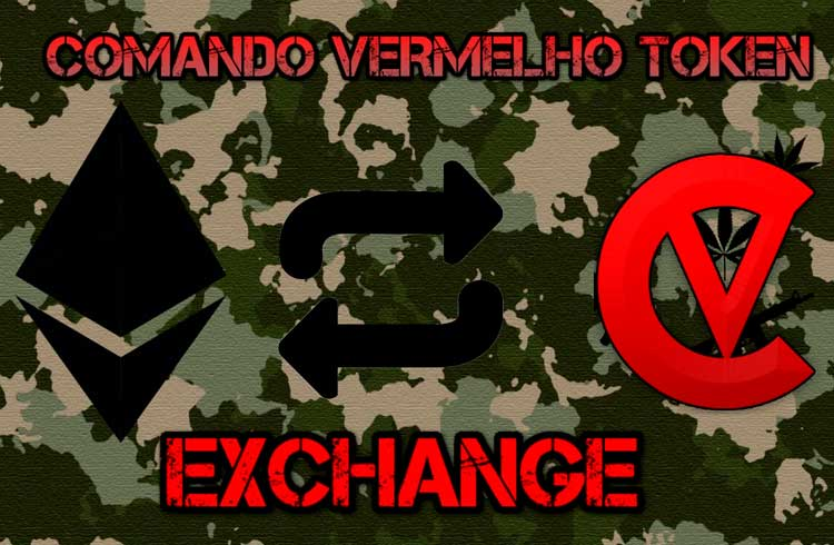 Comando Vermelho é transformado em tokens ERC-20 do Ethereum