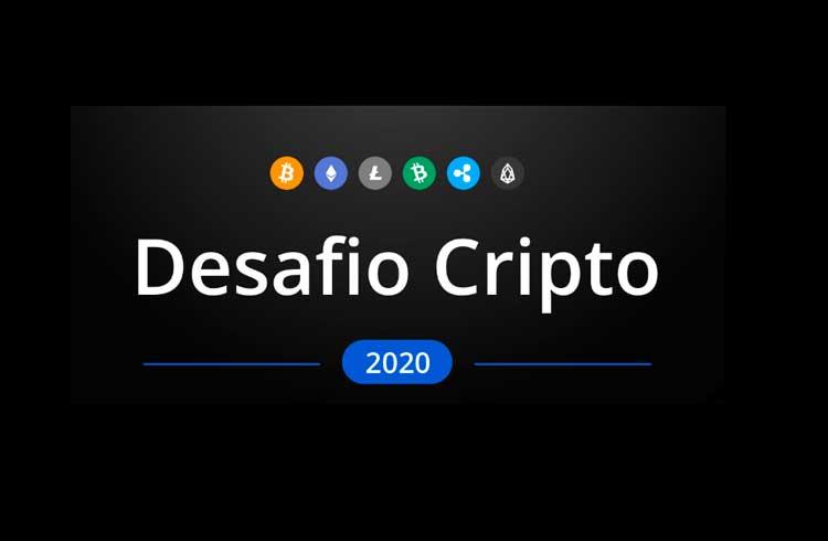 Desafio Cripto da BitcoinTrade começa nesta terça-feira
