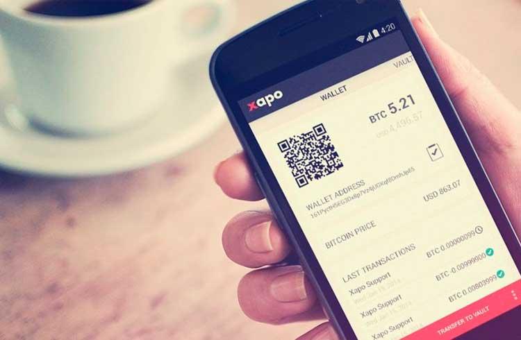 Xapo anuncia suspensão de compra de criptomoedas com cartão de crédito