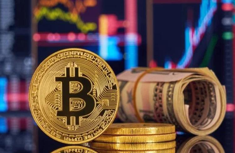 Bitcoin fica muito próximo de voltar aos R$ 50.000