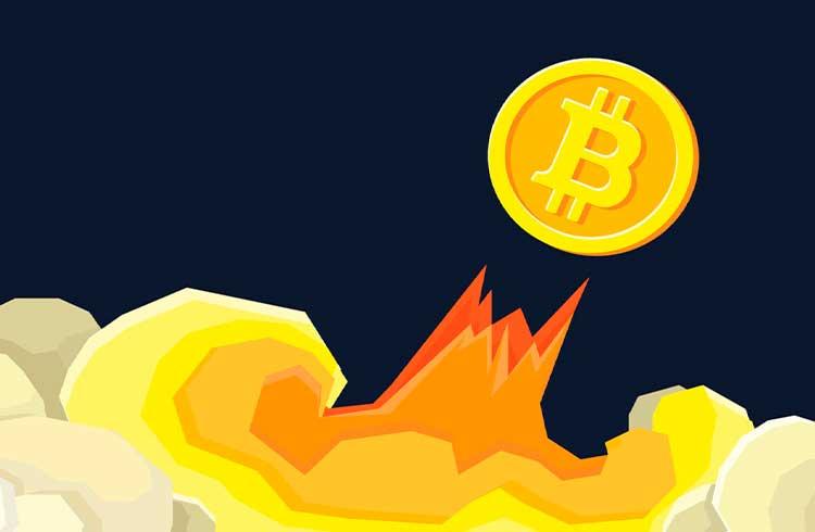 Bitcoin rompe os R$ 57.000 e altcoins seguem valorização