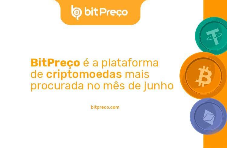 BitPreço foi a plataforma mais procurada em Junho