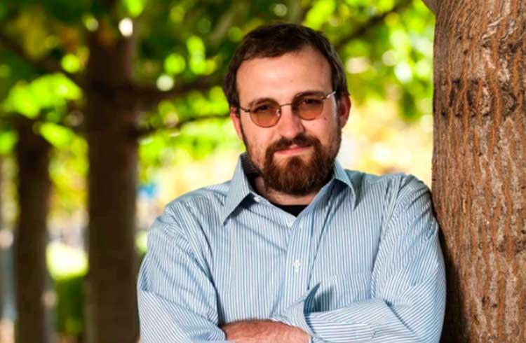 CEO da Cardano faz previsão de crescimento da criptomoeda