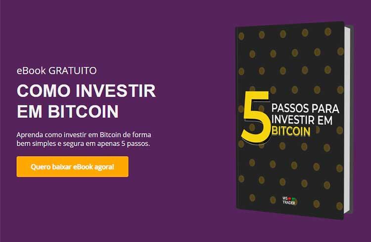 Ebook gratuito ensina a investir em Bitcoin em 5 passos simples