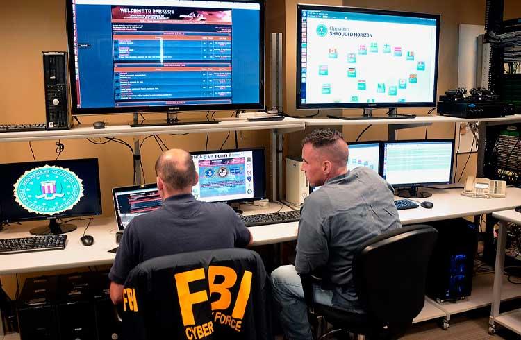 Entenda como o FBI busca Bitcoin dentro da deep web