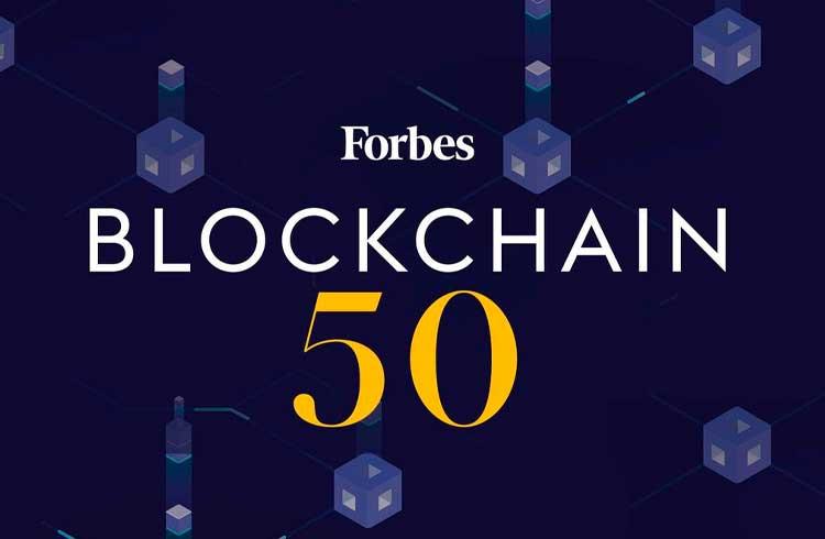 Forbes lista uso de blockchain por empresas bilionárias