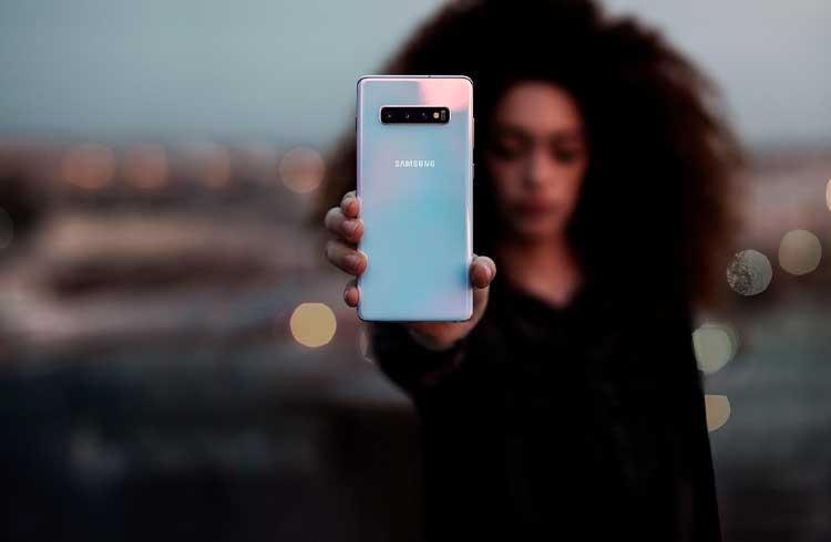 Smartphones Samsung Galaxy irão integrar blockchain Stellar