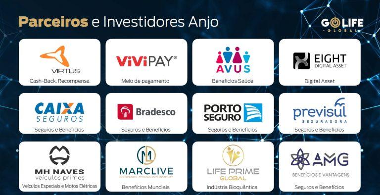 Supostos parceiros e investidores da GO Life