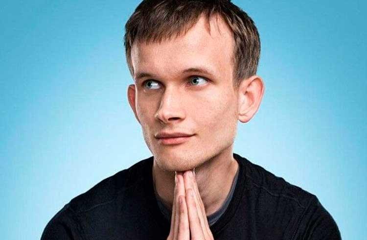 Criador do Ethereum vendeu seus ETH por dólares