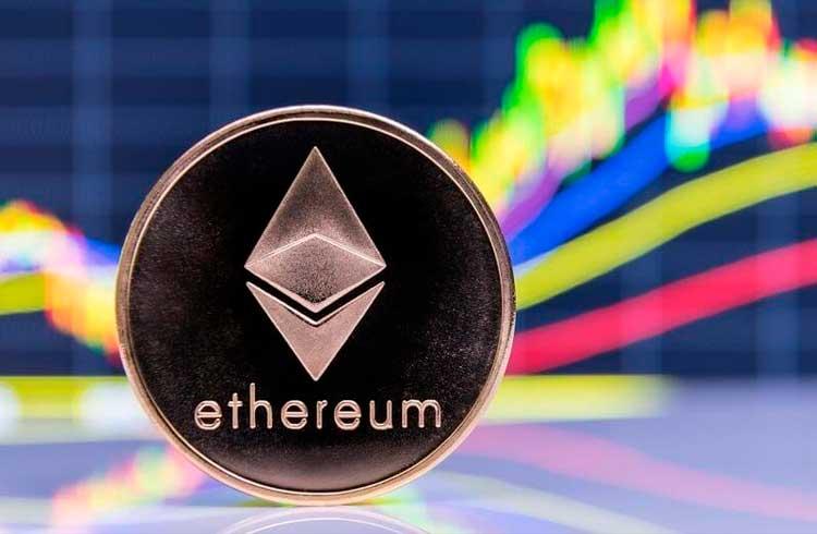 Ethereum rompe US$ 400 e indicadores apontam para alta