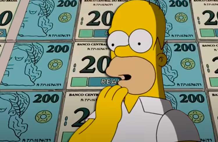 Nota de R$ 200: Suspender produção traria prejuízos à sociedade, diz Bacen ao STF